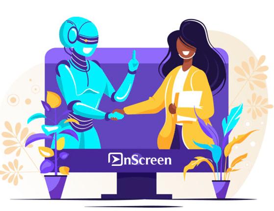 onscreen dap future of work
