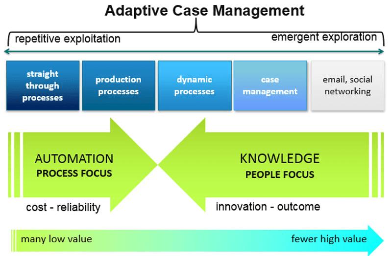 Adaptive Case Management