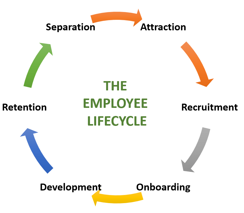 The Employee Lifecycle Graph