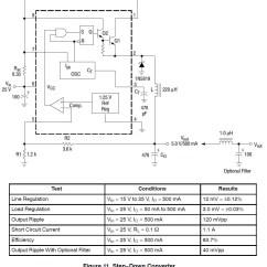 Circuit Diagram Of Buck Boost Converter Arctic Snow Plow Light Wiring Ncv33063av Inverting Switching