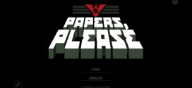 Paper's Please: immigration drama through Serious Games