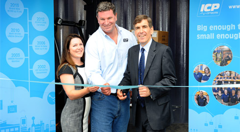 ICP-Networks-Opened-by-David-Rutley,-MP