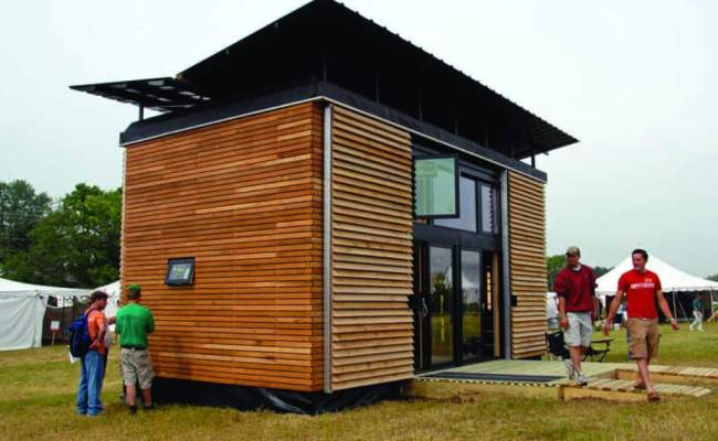 Building A Tiny House Where Does The Waste Go Onsite