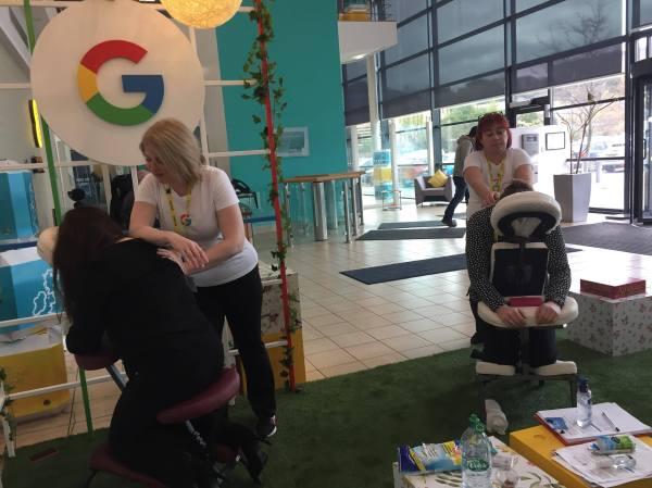 Site Massage Events