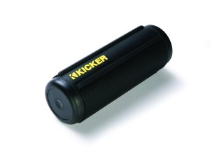 Kicker KPW portable Bluetooth speaker