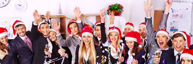 Christmas Parties with a Twist