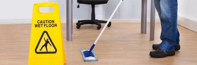 Are Your Office Cleaning Products Making Your Business Unsafe?