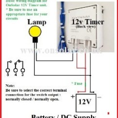 Low Voltage Lighting Wiring Diagram For Dayton Electric Motor Onsolar 12v Energy Saving Products The Home