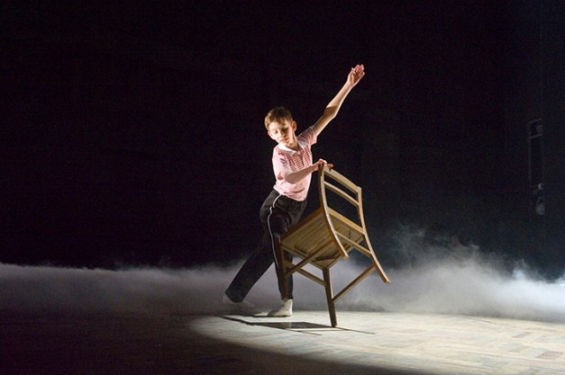 Billy Elliot ( Elliott Hanna)
