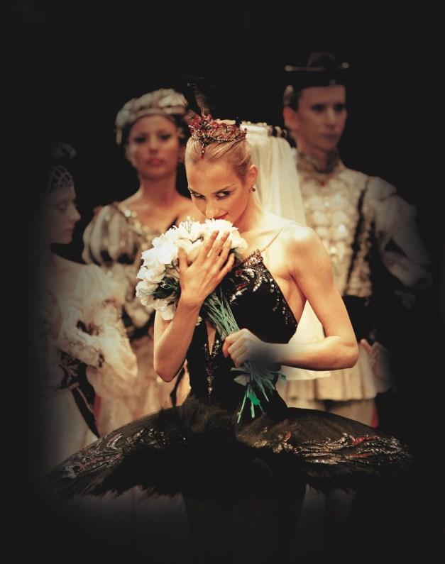 Irina Kolesnikova as Odile. Photo KT