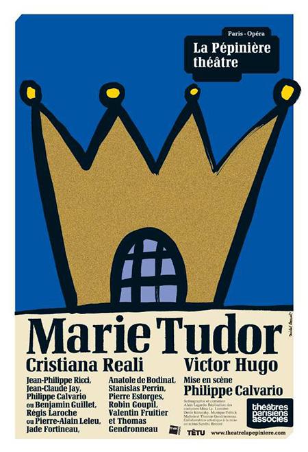 MARIE TUDOR Affiche