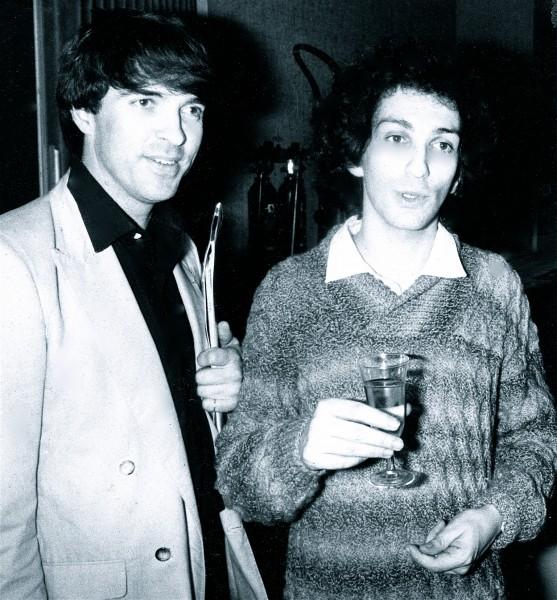 Michel Berger avec Grégoire Colard