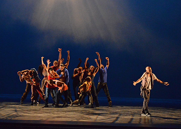 The Alvin Ailey American Dance Theatre   (James R. Brantley)