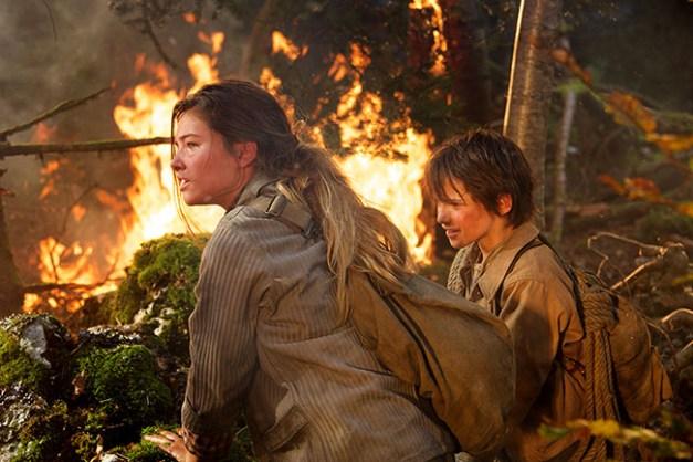 Film Belle et Sébastien, l'aventure continue... Réalisé par Christian DUGAY. Prisonniers du feu. Apremont - 29/09/2014