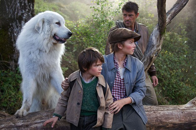 Film Belle et Sébastien, l'aventure continue... Réalisé par Christian DUGAY. Arrivée au camp. Izermore - 09/09/2014