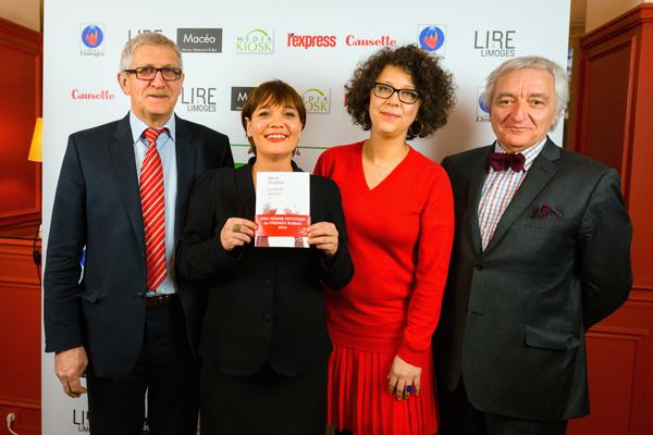 Remise Prix Regine Deforges -® Thierry Laporte