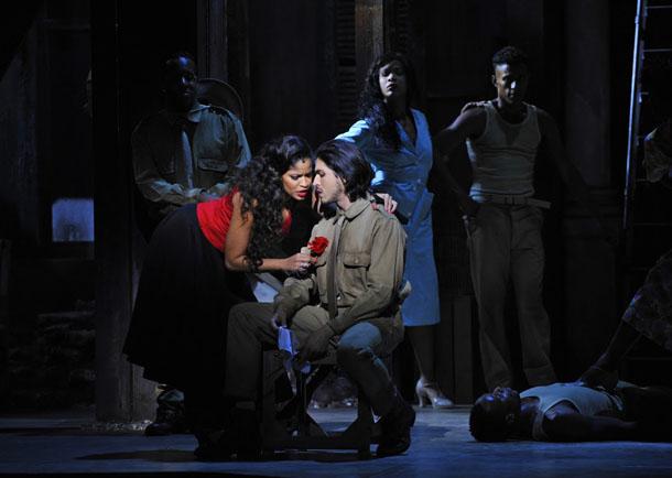 05 - Luna Manzanares (Carmen) et Joel Prieto (José) @ Théâtre du Châtelet - Marie-Noëlle Robert