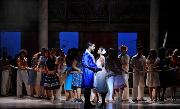 12 - Joaquin Garcia Majias (El Niño) et Luna Manzanares (Carmen) @ Théâtre du Châtelet - Marie-Noëlle Robert