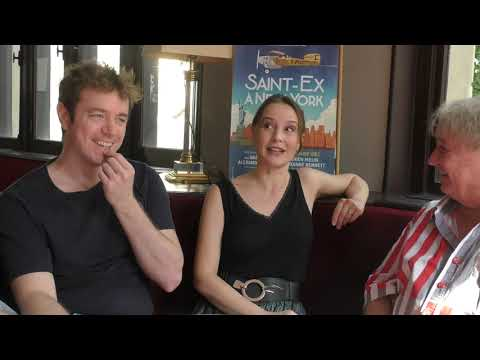 Saint-EX à New York, au Théâtre Montparnasse-Petit Montparnasse