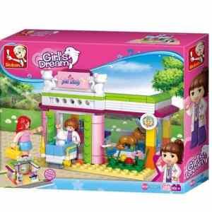 Sluban girl's dream Dierenwinkel, Leeftijd: vanaf 6 jaar