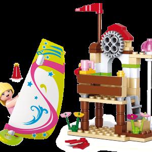 meisjes speelgoed sluban strand
