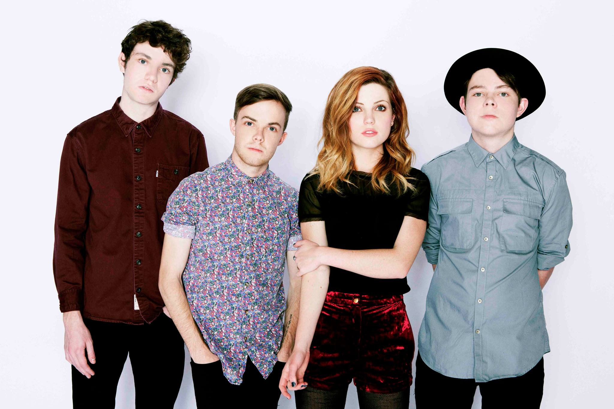 Cute Pitchfork Wallpaper Echosmith Becoming The Cool Kids Onstage Magazine Com