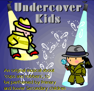 Undercover Kids Product Image