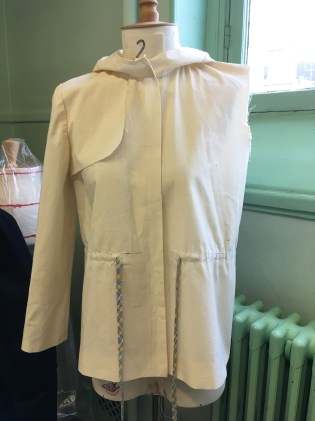 CMA couture perfectionnement tailleur - on sunday mornings