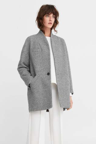 Manteau boyish oversized Mango - on sunday mornings
