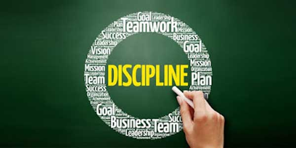 Discipline Essay and Paragraph