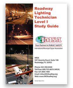 Training Roadway Lighting Technician Level I