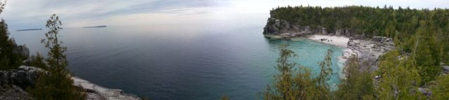 bruce peninsula national park