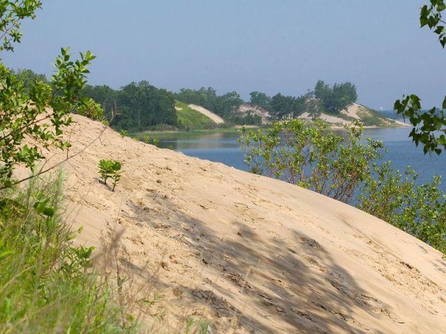 Cedar Sands Nature Trail