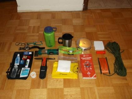 gear guide for winter trek
