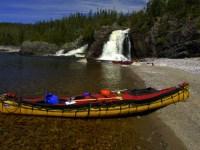 My favorite campsite - Cascade Falls - Lake Superior - Pukaskwa National Park (10)