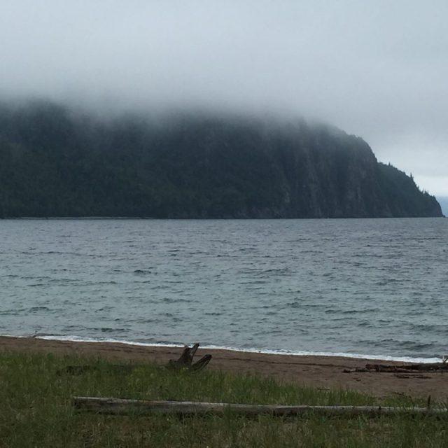 Agawa Campground_Lake Superior Provincial Park