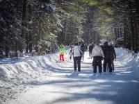 Ice Skating at Arrowhead