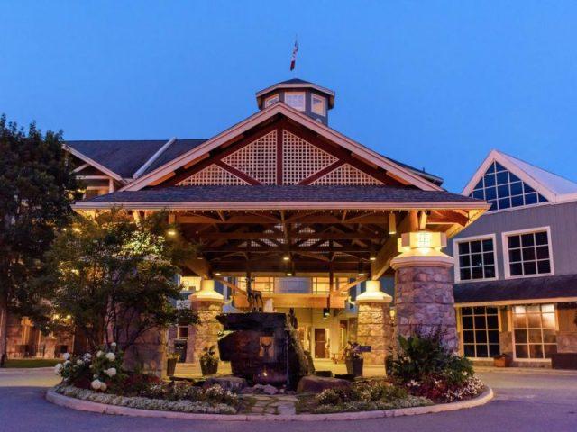 Deerhurst Resort Winter Getaway Idea