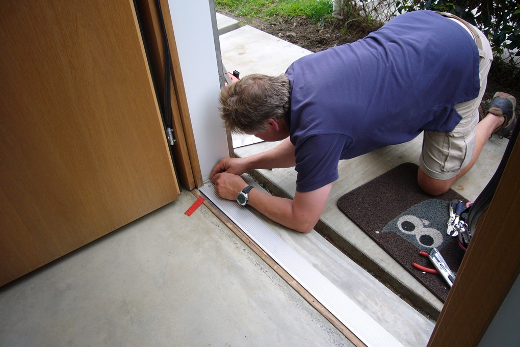 Toronto Door Frame Repair