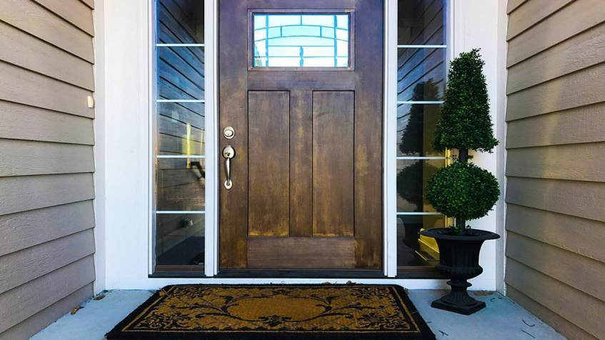 Don Mills Wooden Door Repair