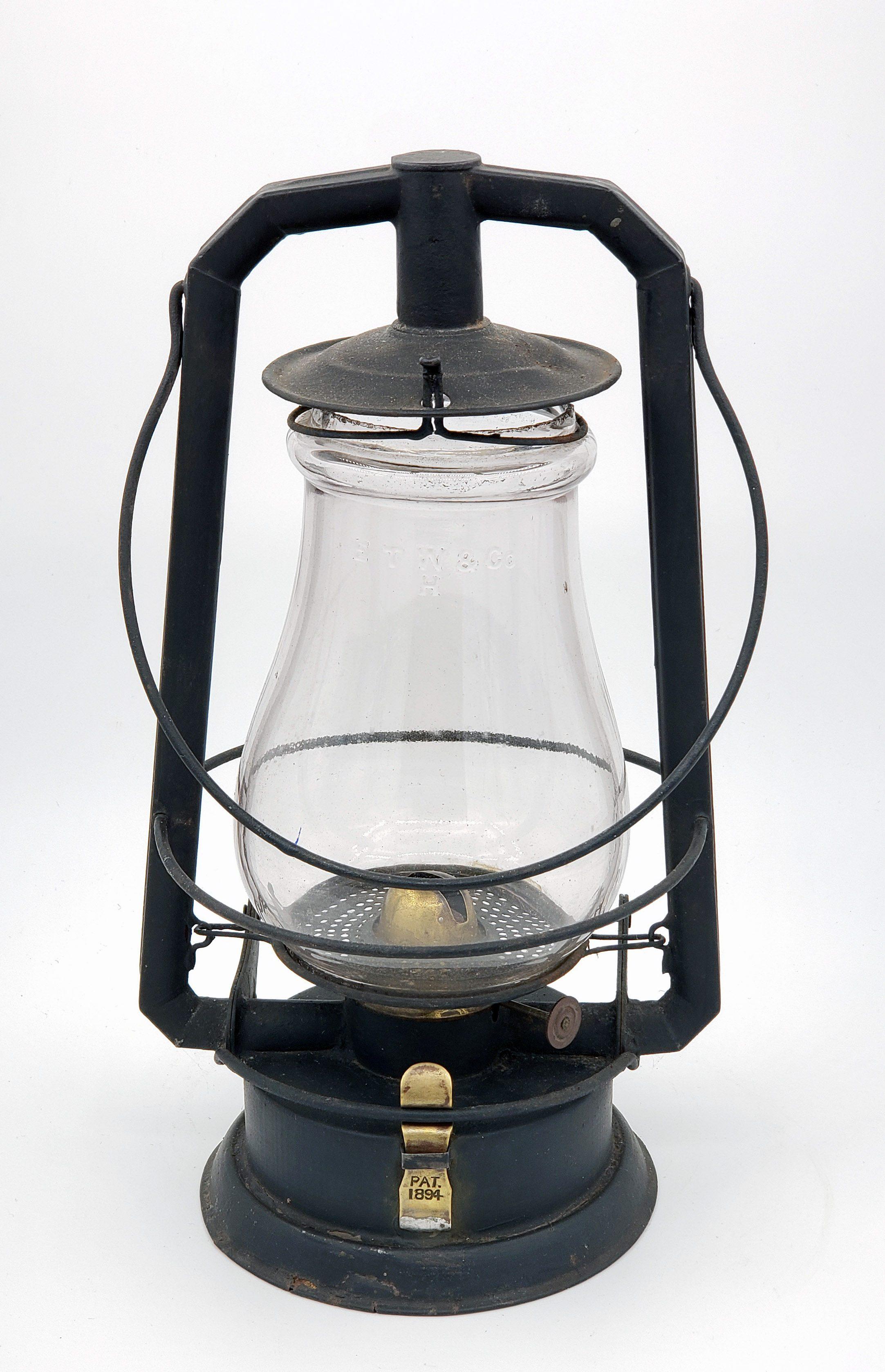 Wright Lanterns 1894 Hinge
