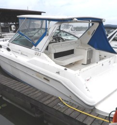 1994 sea ray 330 sundancer boat for sale in the lindsay area northeast of toronto ontario canada similar to 1990 1991 1992 1993 1995 and 1996 models  [ 1024 x 768 Pixel ]
