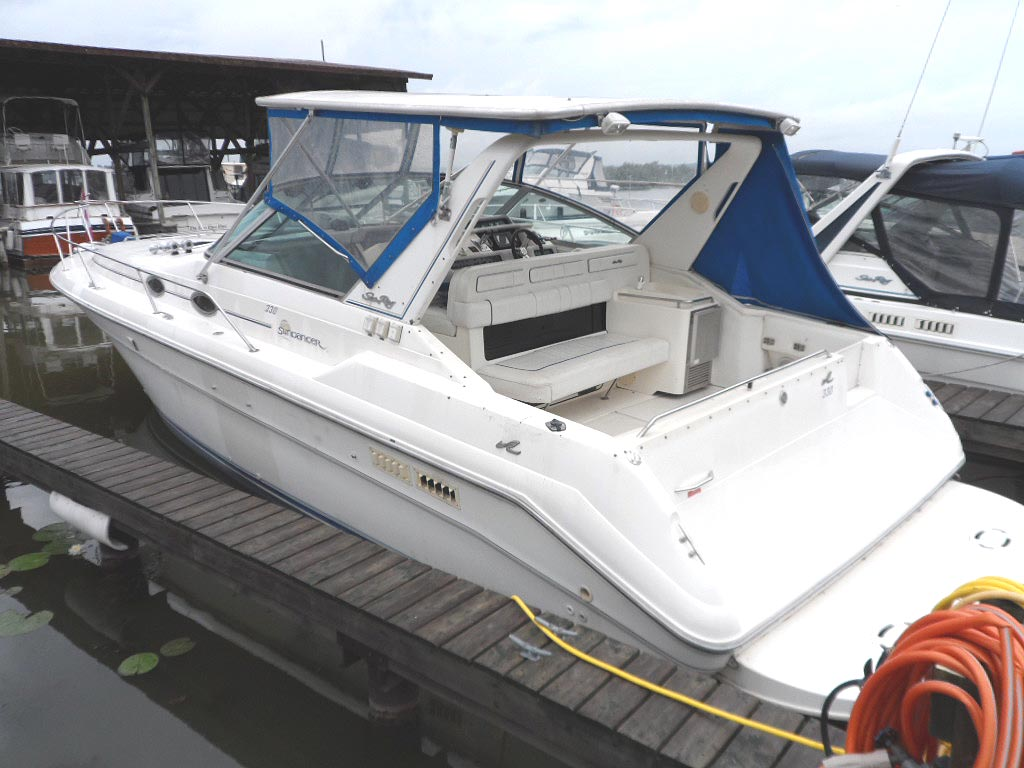 hight resolution of 1994 sea ray 330 sundancer boat for sale in the lindsay area northeast of toronto ontario canada similar to 1990 1991 1992 1993 1995 and 1996 models