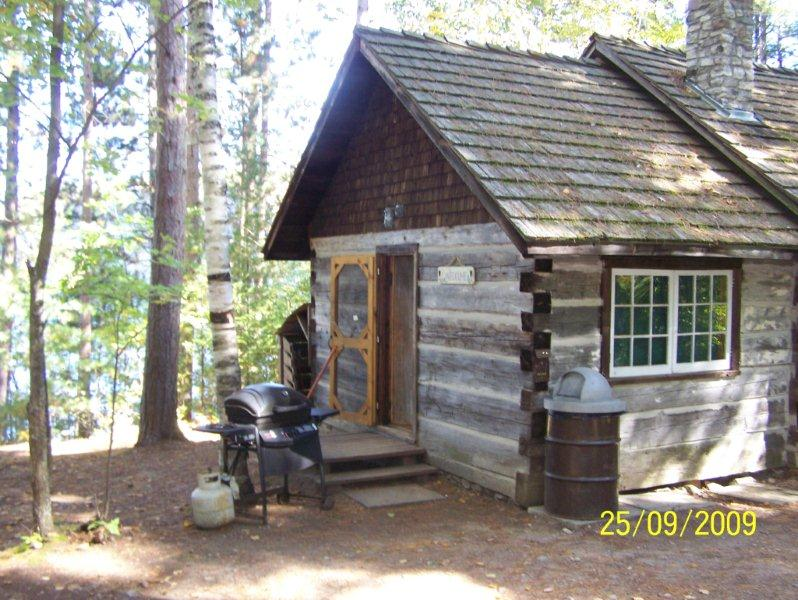 Roofed Accommodation at Ontario Parks