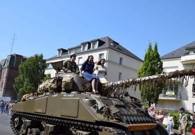 Saint-Quentin aussi a son défilé aux Champs-Élysées