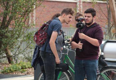 Etudiants en fac d'art, ils cherchent des figurants à Amiens pour leur court métrage