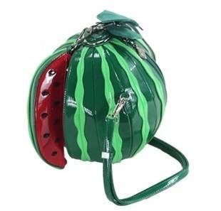البطيخة ، موضة حقائب 2014 الصينية الغريبة ! (2)