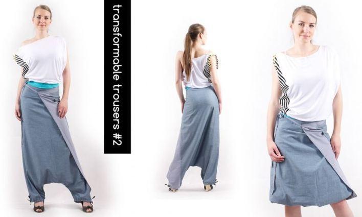 الملابس المتحولة  MOJA MOJA