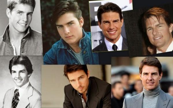 صور المشاهير منذ سن المراهقة حتى الان