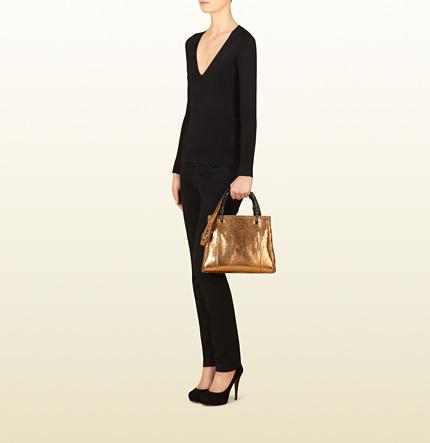 حقائب جوتشي المصنوعة في إيطاليا ، لمسة لامعة للسهرات  (5)